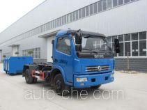 楚飞牌CLQ5080ZXX4型车厢可卸式垃圾车