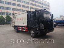 Chufei CLQ5080ZYS5SX garbage compactor truck