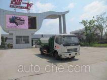 楚飞牌CLQ5080ZZZ4型自装卸式垃圾车