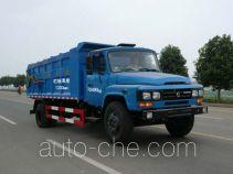 楚飞牌CLQ5100ZLJ4型自卸式垃圾车