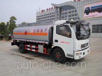 Chufei CLQ5110GJY5E fuel tank truck