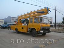 Chufei CLQ5110JGK3 aerial work platform truck