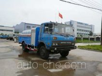 Chufei high pressure road washer truck