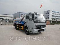 Chufei CLQ5120GXE3NJ suction truck