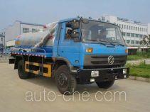 Chufei CLQ5120GXE4 suction truck