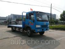 Chufei CLQ5120TPB3 flatbed truck