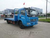 Chufei CLQ5120TPB3E flatbed truck