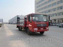 Chufei CLQ5120TPB4D flatbed truck