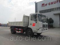 楚飞牌CLQ5120ZLJ4D型自卸式垃圾车