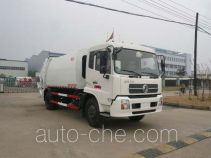 Chufei CLQ5120ZYS4D garbage compactor truck