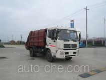 Chufei CLQ5121ZYS4D garbage compactor truck