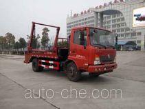 Chufei CLQ5140ZBS5E skip loader truck