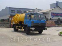 Chufei CLQ5150GXWE vacuum sewage suction truck