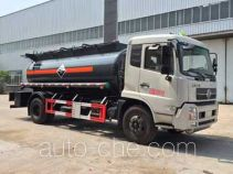 Chufei CLQ5160GFW4D corrosive substance transport tank truck