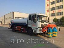 Chufei CLQ5160GQX5D street sprinkler truck