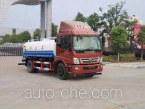 Chufei CLQ5160GSS5BJ sprinkler machine (water tank truck)