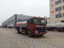 Chufei CLQ5160GYY4BJ oil tank truck