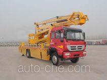 Chufei CLQ5160JGK4ZZ aerial work platform truck