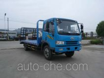 Chufei CLQ5160TPB3C flatbed truck