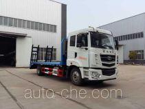 Chufei CLQ5160TPB4HN flatbed truck