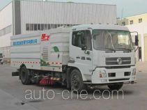 Chufei CLQ5160TXS5D street sweeper truck