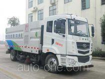 楚飞牌CLQ5160TXS4HN型洗扫车