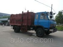 楚飞牌CLQ5160ZDJ3型压缩式对接垃圾车