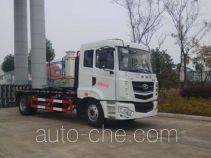 楚飞牌CLQ5160ZXX4HN型车厢可卸式垃圾车