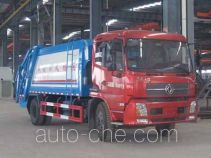 Chufei CLQ5160ZYS4D garbage compactor truck