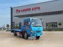 Chufei CLQ5161TPB4CA flatbed truck