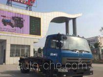 楚飞牌CLQ5161ZXX4型车厢可卸式垃圾车