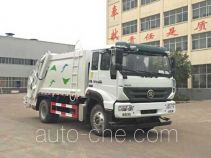 Chufei CLQ5161ZYS5ZZ garbage compactor truck