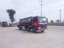 Chufei CLQ5250GFW4BJ corrosive substance transport tank truck