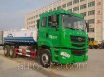 Chufei CLQ5250GSS4HN sprinkler machine (water tank truck)