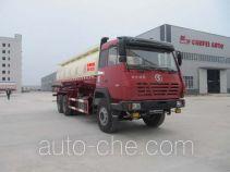 Chufei CLQ5250GXH4SX pneumatic discharging bulk cement truck