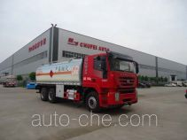 Chufei CLQ5250GYY4CQ oil tank truck