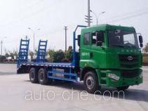 Chufei CLQ5250TPB4HN flatbed truck
