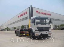 Chufei CLQ5250ZXX5ZZ detachable body garbage truck