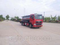 Chufei CLQ5251GFW4ZZ corrosive substance transport tank truck