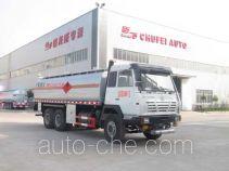Chufei CLQ5251GJY4SX fuel tank truck