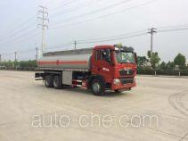 Chufei CLQ5252GYY4ZZ oil tank truck