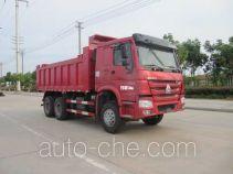 Chufei CLQ5252ZLJ4ZZ dump garbage truck