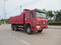 楚飞牌CLQ5252ZLJ4ZZ型自卸式垃圾车