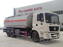 Chufei CLQ5254GYY4E oil tank truck