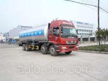 楚飞牌CLQ5310GFL3BJ型粉粒物料运输车