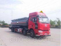 Chufei CLQ5310GFW4CA corrosive substance transport tank truck