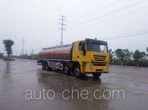 Chufei CLQ5310GYY4CQA aluminium oil tank truck