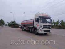 Chufei CLQ5310GYY4DA aluminium oil tank truck