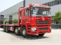 Chufei CLQ5310TPB4SX flatbed truck