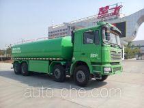 楚飞牌CLQ5310ZWX4SX型污泥自卸车